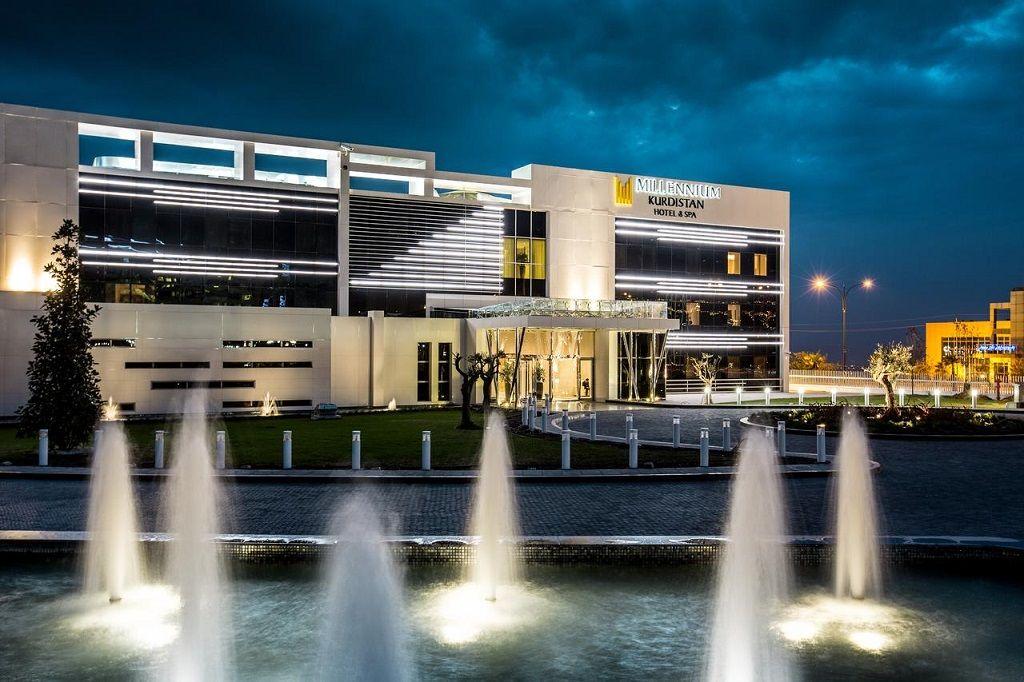 هتل و اسپا میلینیوم کردستان