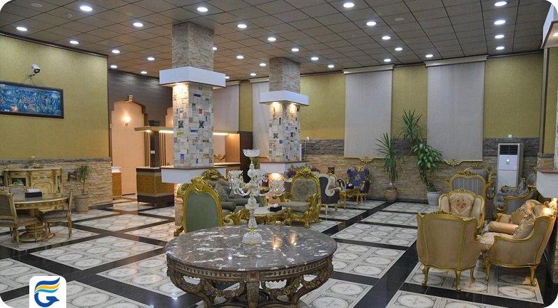 رزرو هتل په ریژ سلیمانیه