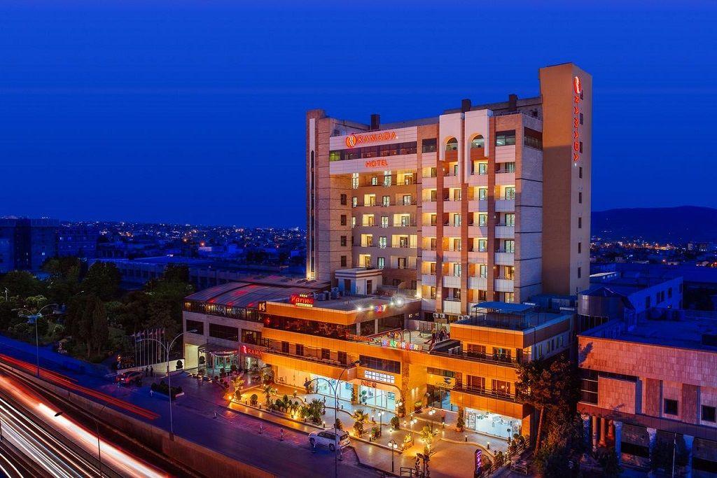 هتل رامادا سلیمانیه