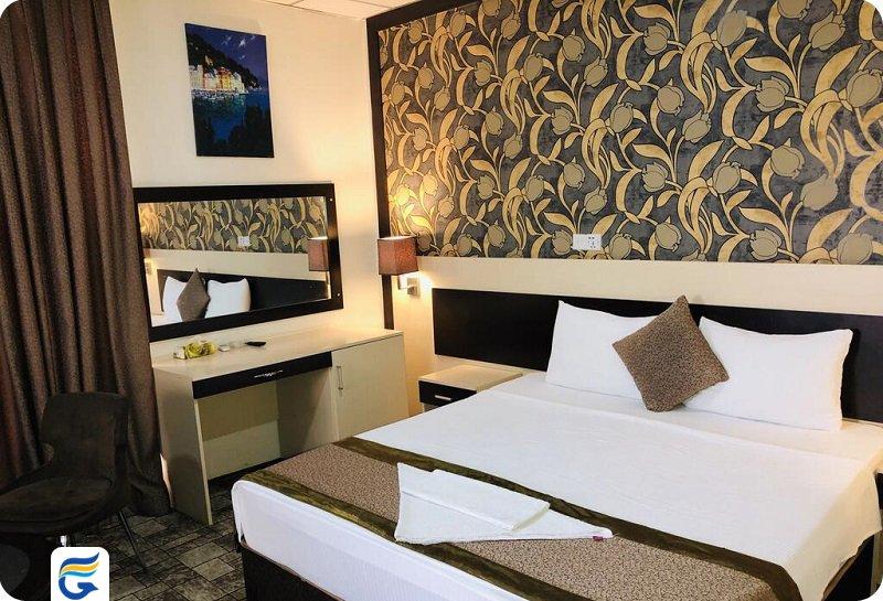 ارزانترین قیمت هتل شاپول