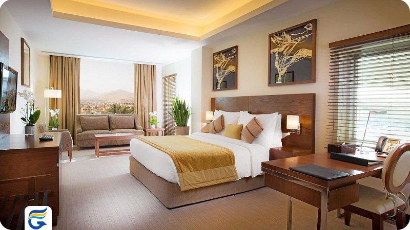 کمترین قیمت هتل کوپتورن بارانان سلیمانیه