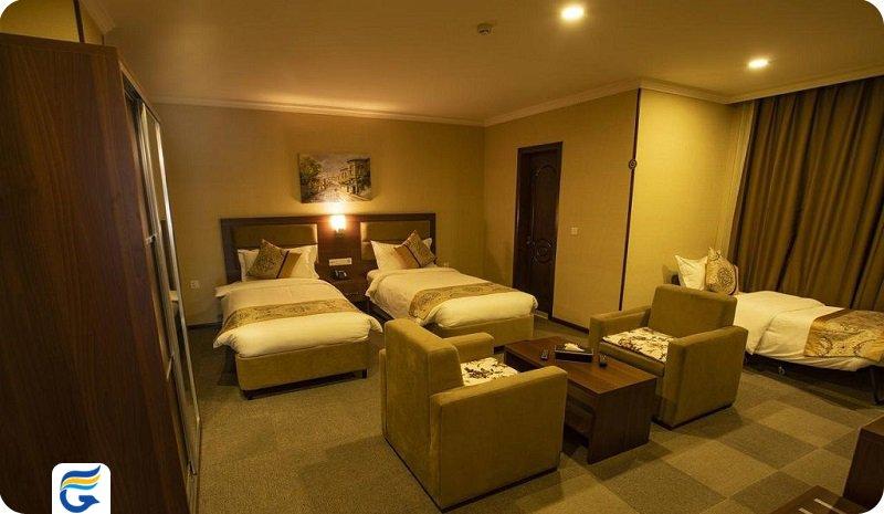 ارزانترین نرخ هتل هالواچی سلیمانیه