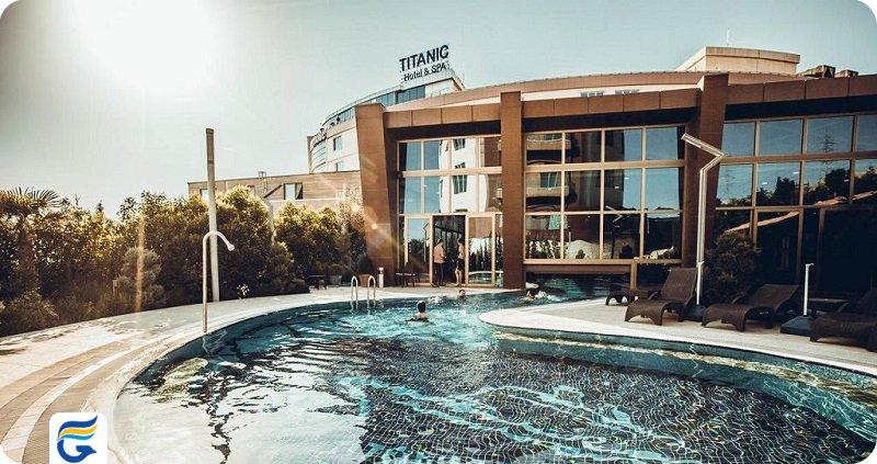 هتل و اسپا تایتانیک سلیمانیه